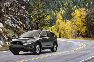 2014 Honda CR-V - Winter in comfort