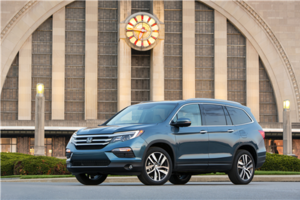 Meet the all-new 2018 Honda Pilot in Terrebonne, Quebec