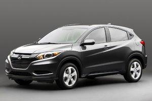 Honda HR-V – Le petit nouveau