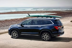 2019 Honda Pilot: the fun to drive, 8-passenger family hauler