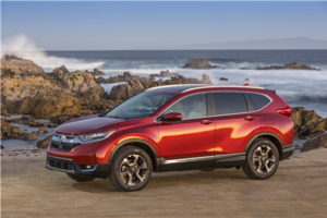 The 2018 Honda CR-V reviews are quite positive