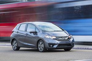 La toute nouvelle Honda Fit 2015 - Disponible dès maintenant