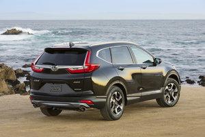 Un aperçu des Honda CR-V 2019 en vente