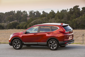A look at the various versions of the 2019 Honda CR-V