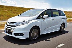 Honda Odyssey 2015: Sécurité et confort