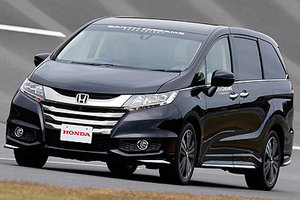 Honda Odyssey 2015: un choix facile