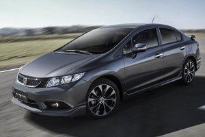 Honda Civic 2016 - La fin de l'ère classique