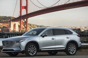 Le MazdaCX-9, définitivement la nouvelle tendance familiale!