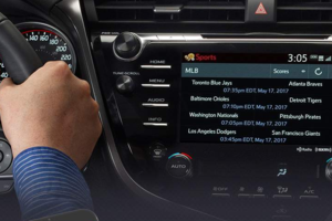 Voici Toyota ENTUNE3.0, disponible sur la Toyota Camry2018