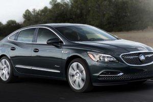 La Buick LaCrosse Avenir fait son entrée sur le marché international