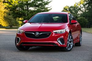New 2018 Buick Regal GS Arrives in Montreal