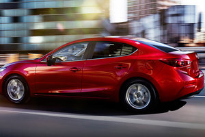 February, a record sales month for Mazda Canada
