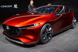 Confirmé: un véhicule hybride à moteur rotatif chez Mazda