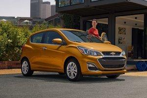 La polyvalente Chevrolet Spark 2019