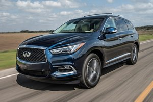 2016 Infiniti QX60 Hybrid: Elegantly Efficient