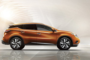 2016 Nissan Murano: So Very Stylish