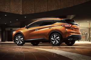 2016 Nissan Murano: Style for Days