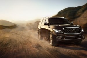 2016 Infiniti QX80: Gentle Giant