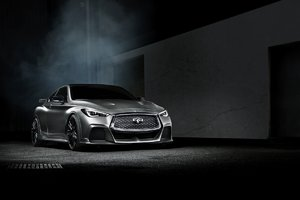 Infiniti launches Project Black S at Geneva International Auto Show