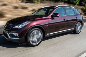 2017 Infiniti QX50 : still plenty to love