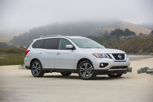 Three 2017 Nissan models that stand out when it comes to interior space