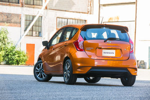 2017 Nissan Versa Note: storage space plus fuel economy