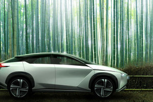 Nissan steals the spotlight at the Tokyo Motor Show