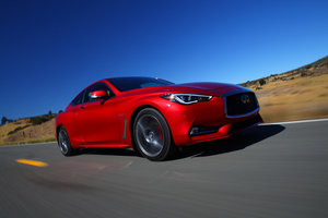 2017 Infiniti Q60 vs. 2017 BMW 4 Series: two models with a lot to offer