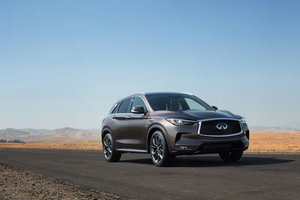 2019 Infiniti QX50 brings revolutionary technologies to Los Angeles Auto Show