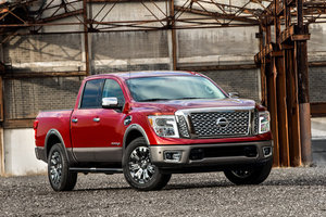 2018 Nissan Titan: Ready to take on the Big Boys