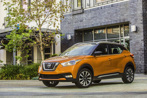 All you need to know about the 2018 Nissan Kicks