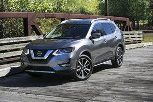 2018 Nissan Rogue: No.1 in Canada