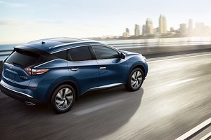 2019 Nissan Murano: surprising luxury