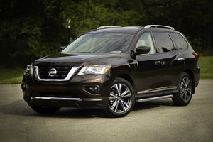Own winter with the 2019 Nissan Pathfinder