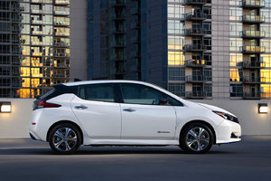 New Electric Vehicle Incentive Program Benefits Nissan LEAF