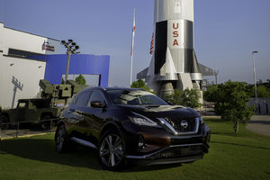 Nissan celebrates 50-year anniversary of the space landing