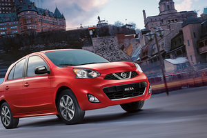 2015 Nissan Micra: Small but Mighty