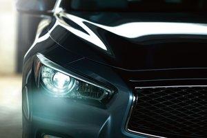 2015 Infiniti Q50: Understated Luxury