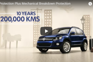 VW Protection Plus Mechanical Breakdown Protection