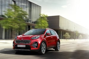 Kia Sportage vs. Chevrolet Equinox: An SUV Battle