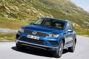 THREE FALL MAINTENANCE TIPS FOR THE VOLKSWAGEN TOUAREG