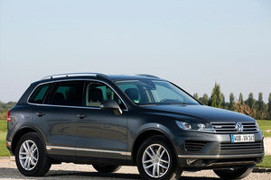 PRODUCT SPOTLIGHT: THE 2015 VOLKSWAGEN TOUAREG NOW AVAILABLE FROM TORONTO'S HUMBERVIEW VW