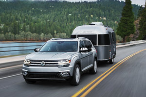 Big News, Big Vehicle: The All-New 2018 Volkswagen Atlas in Toronto, Ontario