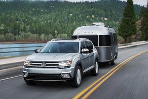 Big News, Big Vehicle: The All-New 2018 Volkswagen Atlas in Toronto, Ontario