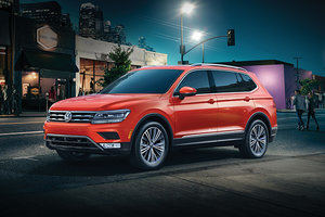 It's Back and Even Better: 2018 Tiguan
