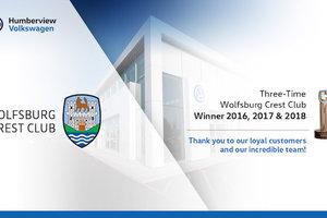 Wolfsburg Crest Winner