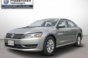 Volkswagen Passat Trendline plus 2.5 6sp at w/ Tip 2012