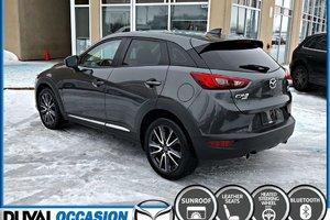 Mazda CX-3 GT TECH + AWD + NAVIGATION + TOIT OUVRANT 2018