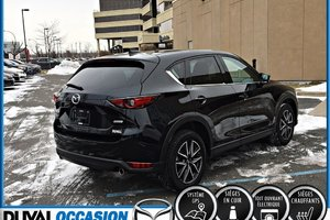Mazda CX-5 GT + TOIT OUVRANT + NAVIGATION + CUIR 2018