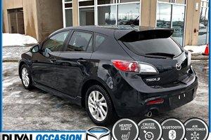 Mazda3 GS + CLIMATISATION + SIEGES CHAUFFANTS + BLUETOOTH 2013